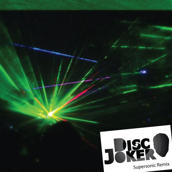 DiscJoker (aka Giuliano P) – Supersonic – Bootleg Remix