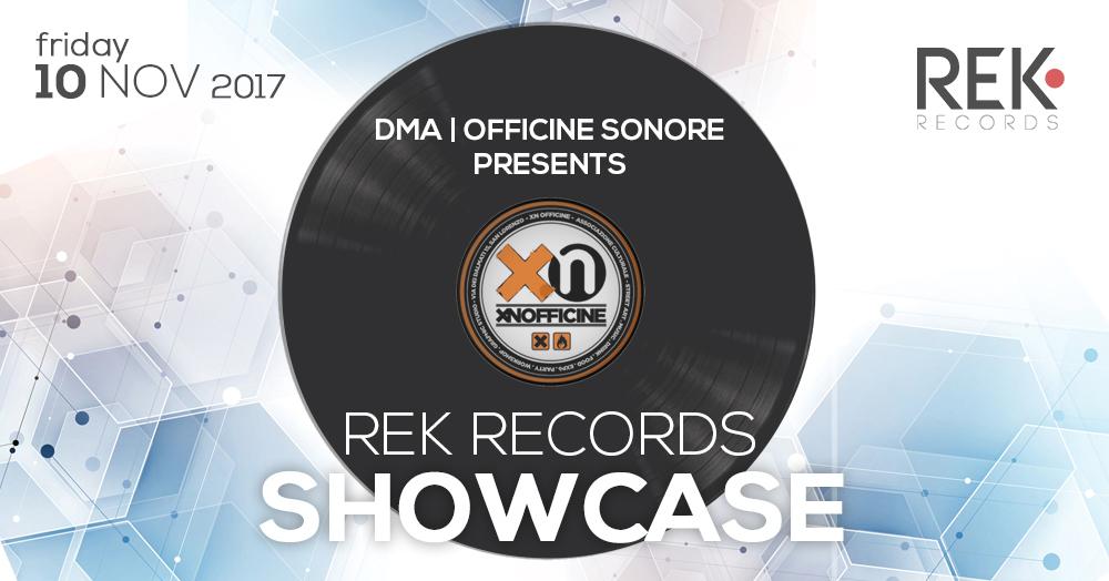 REK Records Showcase
