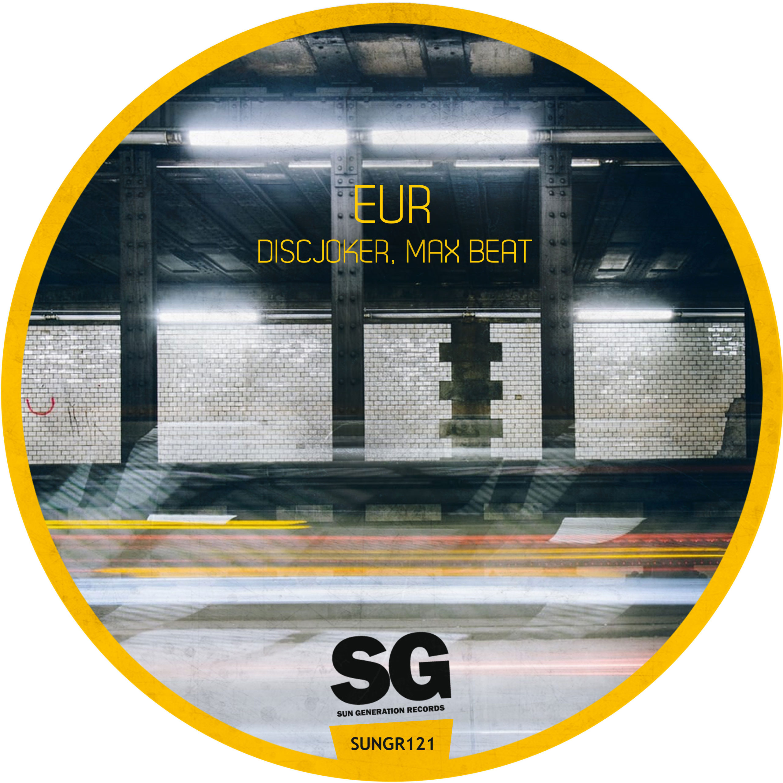 DiscJoker/ Max Beat EUR – Sun Generation Records